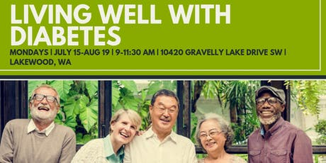 Living Well with Diabetes Workshop tickets