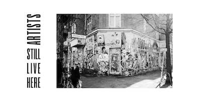 ARTISTS STILL LIVE HERE | Pop-up Exhibition