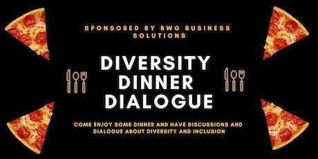 Diversity Dinner Dialogue tickets