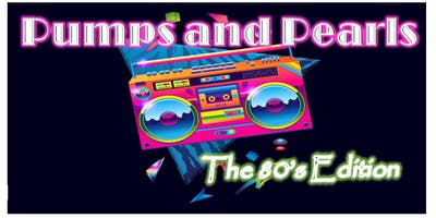 Pumps and Pearls: The 80's Edition