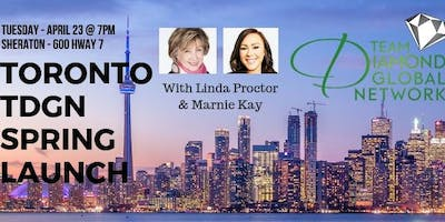 Toronto Opportunity with Linda Proctor & Marnie Kay