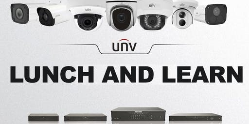 Uniview Lunch and Learn at CCTV.Net