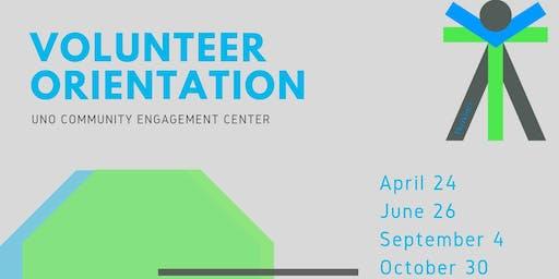 Skills-Based Volunteer Orientation