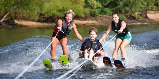 Adaptive Water Skiing 2019