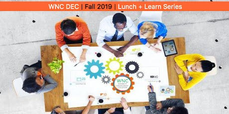 Lunch + Learn Series (Fall 2019) tickets