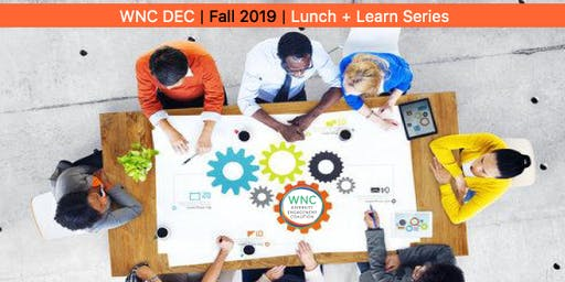 Lunch + Learn Series (Fall 2019)