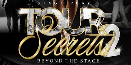 TOUR SECRETS 2: Beyond the Stage tickets