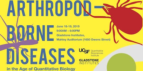QBI Arthropod-borne Diseases in the Age of Quantitative Biology  tickets