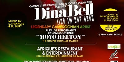 Dina Bell Live in the Bay Area