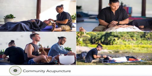 Solstice Special Community Acupuncture & Sound Bath Event Brisbane