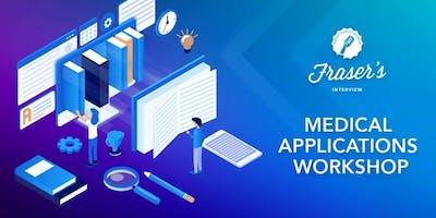 Online - Medical Applications Workshop by Fraser\