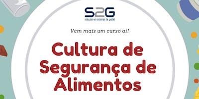 Cultura de Segurança de Alimentos – Visão Técnica