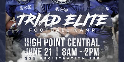 Triad Elite Football Camp