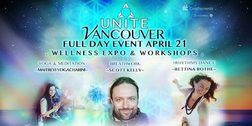 UNITE VANCOUVER ~ SPEEDHEALING, ECSTATIC DANCE, BREATHWORK, YOGA/MEDITATION