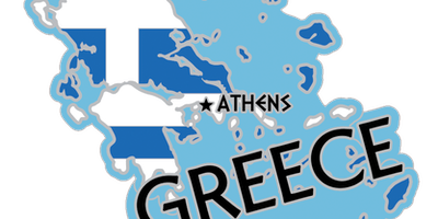 2019 Race Across the Greece 5K, 10K, 13.1, 26.2 -Oakland