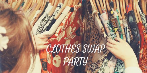 Clothes Swap Party - Harrington