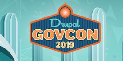 2019 Drupal GovCon Sponsorships