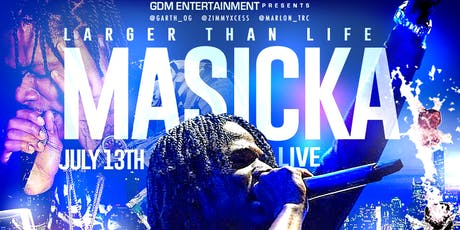Masicka Chicago Live in Concert tickets