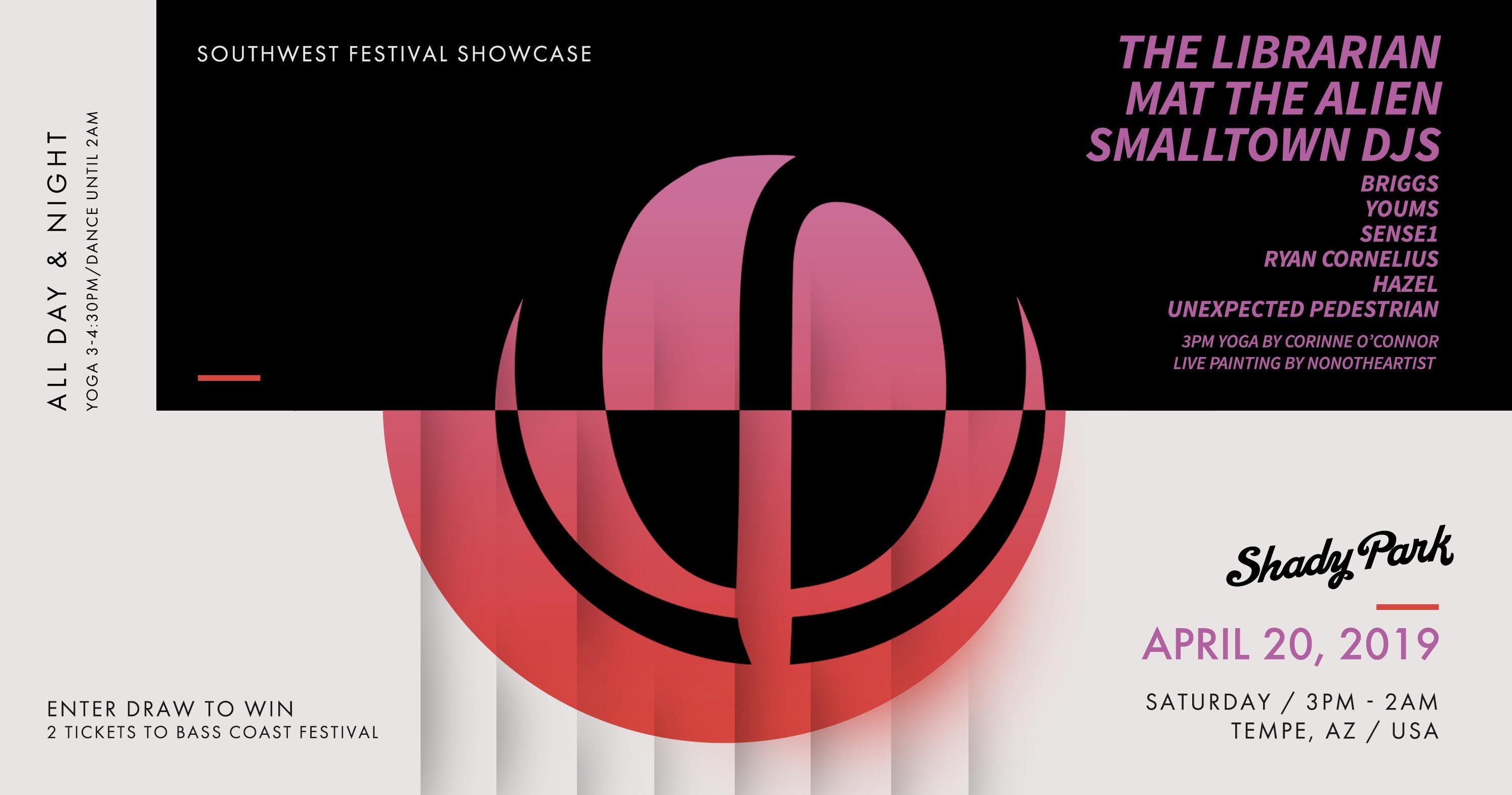The Librarian, Mat the Alien, Smalltown DJ's + More: 4/20