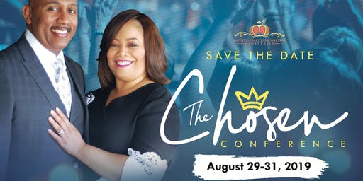 The Chosen Conference 2019- The Outpour