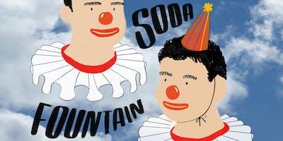 Soda Fountain - One Year Anniversary