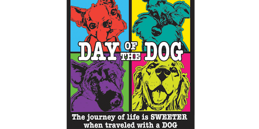 2019 Day of the Dog 1 Mile, 5K, 10K, 13.1, 26.2 -Ann Arbor