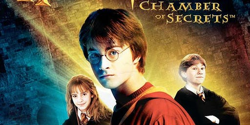 Harry Potter Movie Night - Harry Potter And The Chamber of Secrets