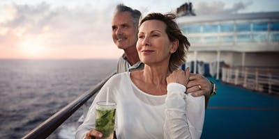 Cruise the World with Princess Cruises