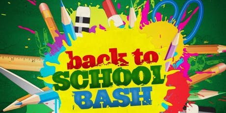 7th Annual Back to School Bash tickets