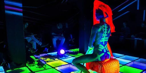 NEON NUDES - Life Drawing Class