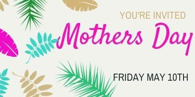 """Mommy + Me Mother's Day """"Glamping"""" Mini's & Make n' Take Craft"""