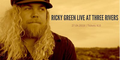 Ricky Green Live at the Three Rivers Brewery