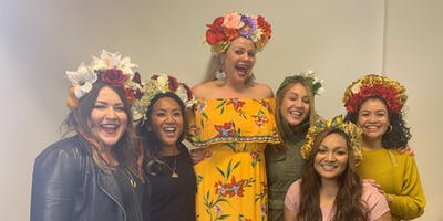 Make Your Own Floral Headdress Class
