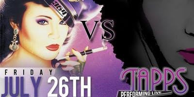 Lime vs Tapps Live @ The Basement