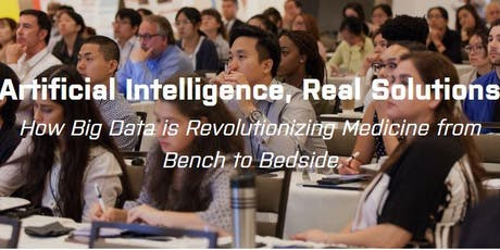 Moving Targets 2019: Artificial Intelligence, Real Solutions tickets