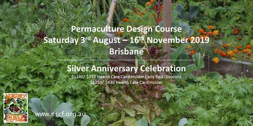August 2019 Permaculture Design Course