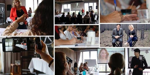 VIDEO WORKSHOP - Auckland - Grow Your Business with Video and Social Media