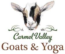 Carmel Valley Goats & Yoga logo