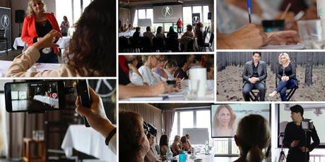VIDEO WORKSHOP - Wellington - Grow Your Business with Video and Social Media tickets