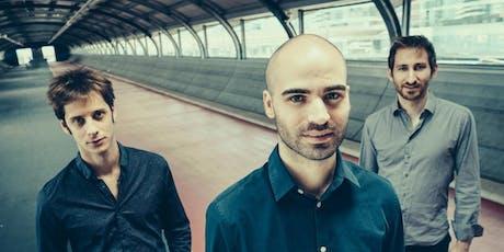 Florian Favre Trio Tickets