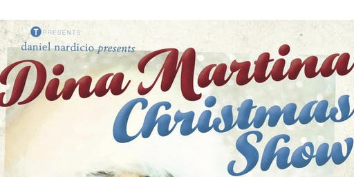 Dina Martina Christmas Show