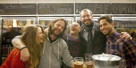 BEER CLASS:  Beer 101 with Kevin Brooks @ TOP HOPS BEER SHOP tickets