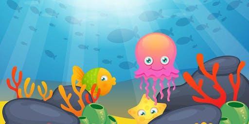 After School Activity: Ocean Adventures (5-12yrs)