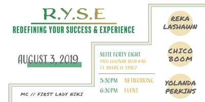 R.Y.S.E. - Redefining Your Success & Experience