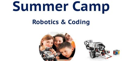 Summer Camp - Robotics/ Coding for Kids