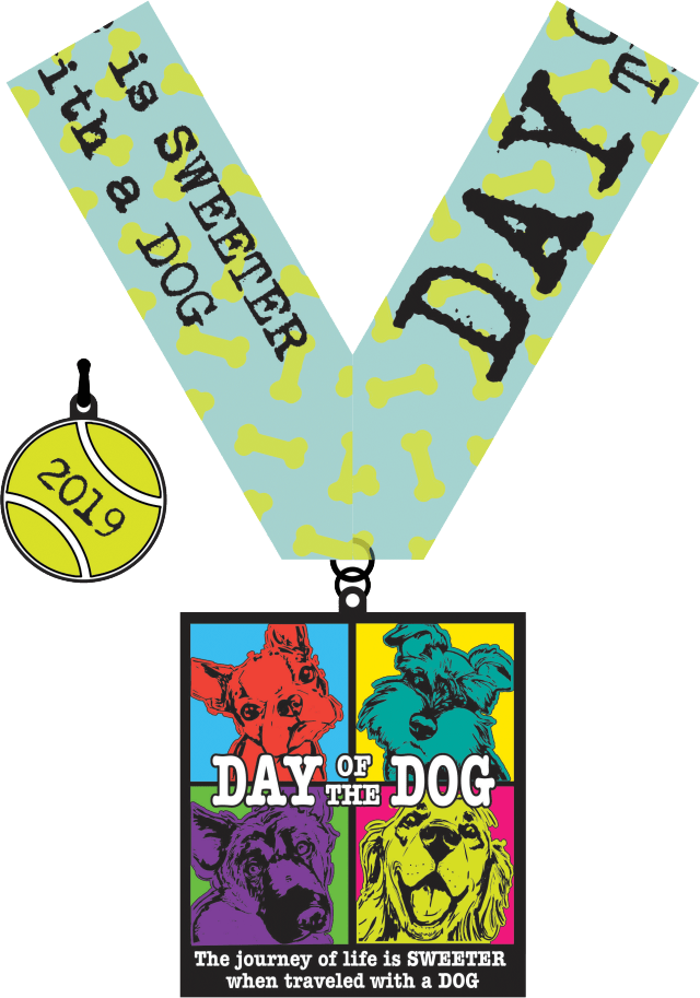 2019 Day of the Dog 1 Mile, 5K, 10K, 13.1, 26.2 -Phoenix