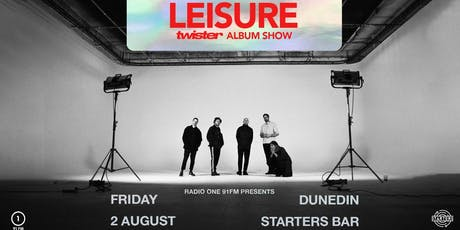 Leisure - Dunedin Show tickets