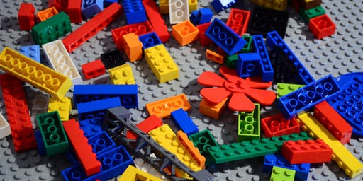 Lego Club @ Kingston Library