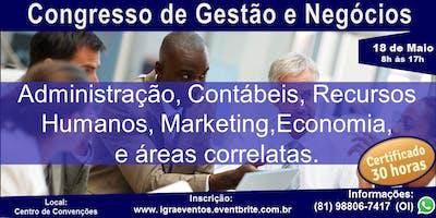 Congresso de Gestão e Negócios