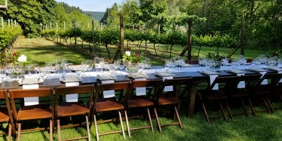 Dinner in the Vineyard - Saturday, July 27, 2019